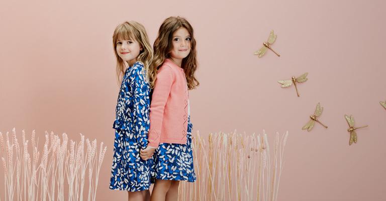 c25d7bc6c4a Noa Noa - Børnetøj med fine detaljer & blide farver