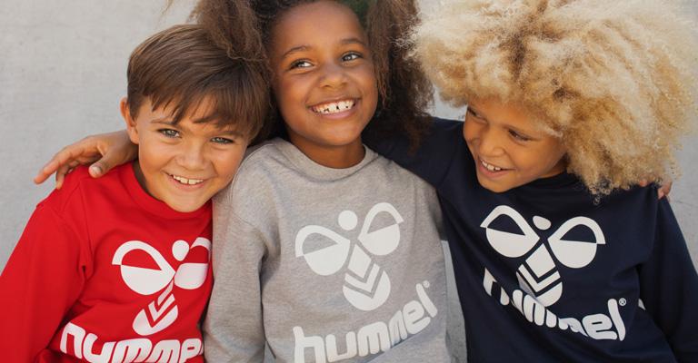 40586243341 HUMMEL - Stort udvalg af Baby og Børnetøj fra Hummel - Houseofkids.dk