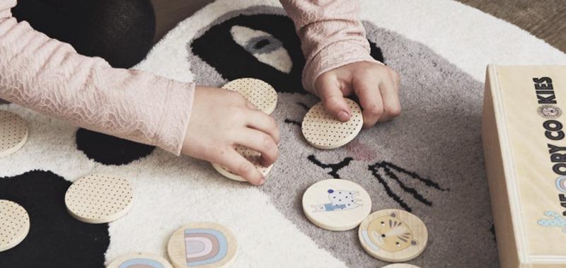 Legetøj og interiør