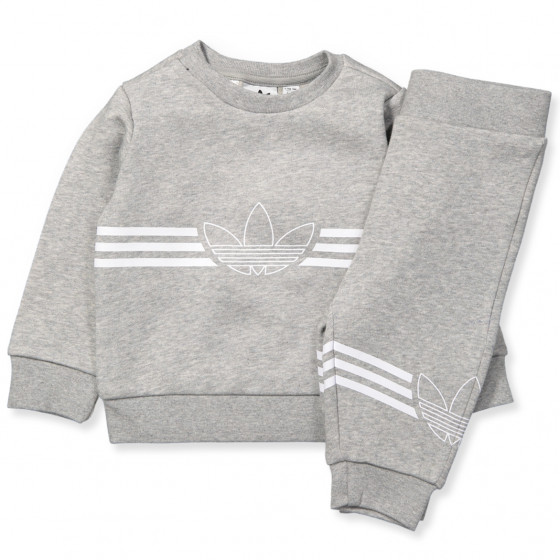 Adidas Originals Grå sweatshirt