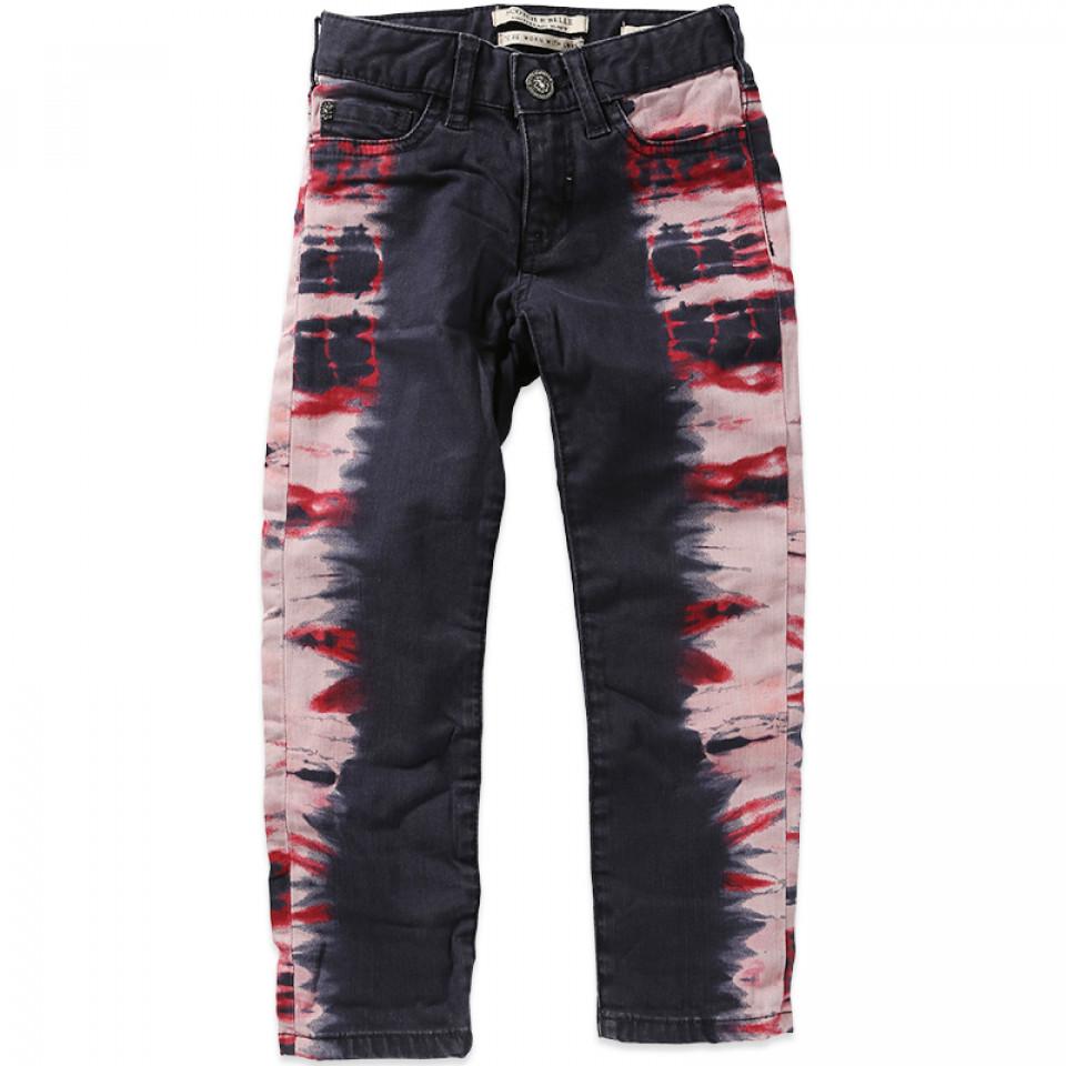 Lilla jeans