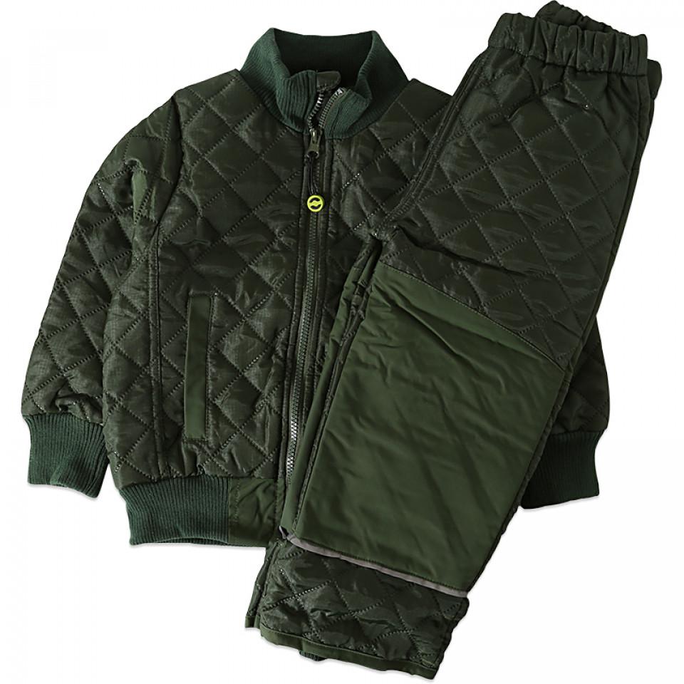 Army termosæt med fleece