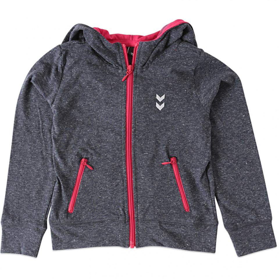 Lucia zip trøje