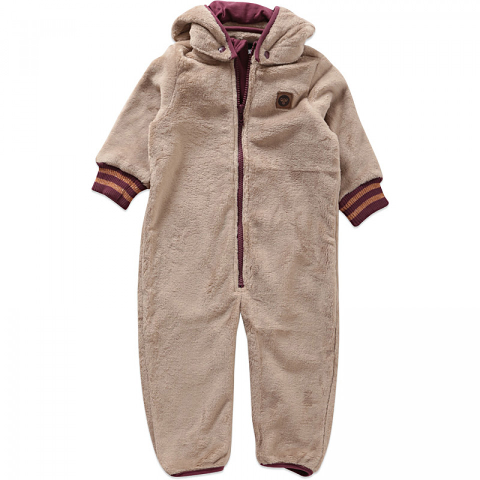 0e1440a6d5a Hummel - Teddy fleecedragt - Creme - House of Kids