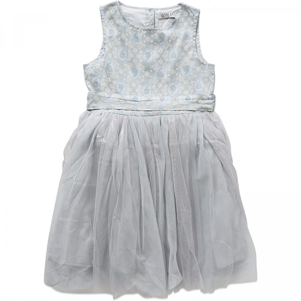 211842955035 Wheat - Disney Elsa kjole - Lyseblå - House of Kids