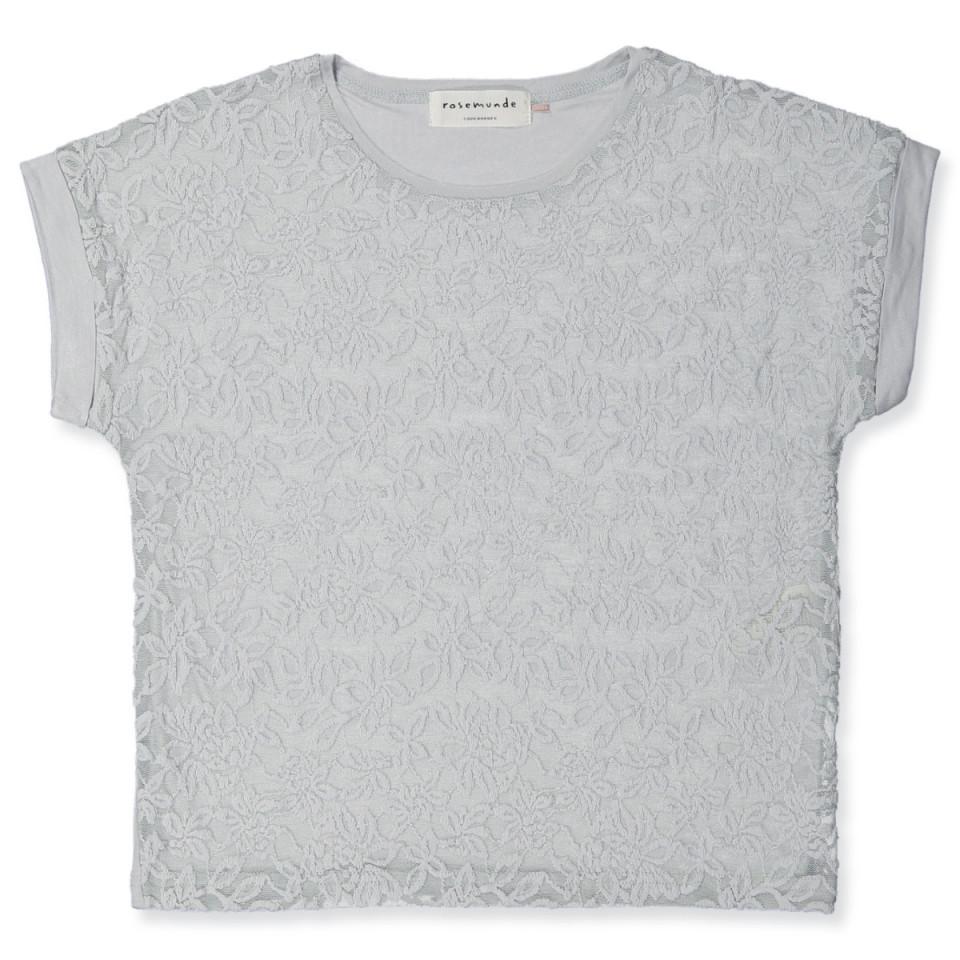 72077732 Rosemunde - Grå t-shirt - Grå - House of Kids