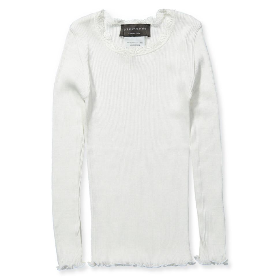 104f63e9 Rosemunde - Hvid silkebluse - Hvid - House of Kids