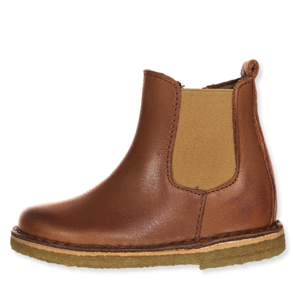 Brune støvler