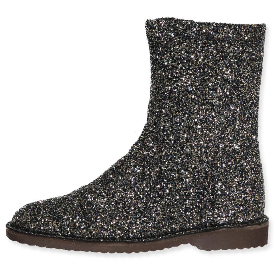 41f41843eff Bisgaard - Sorte støvler - Black - Sort