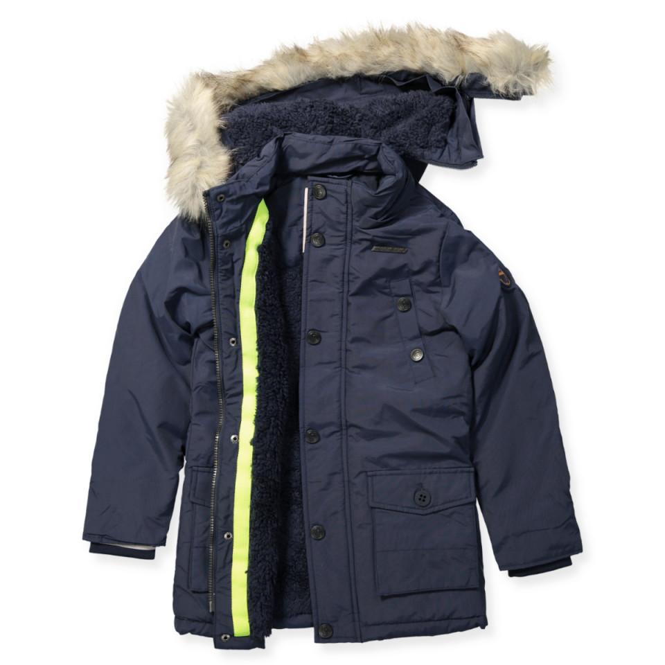 Vingino Teero fashion vinterjakke Dark Blue Navy