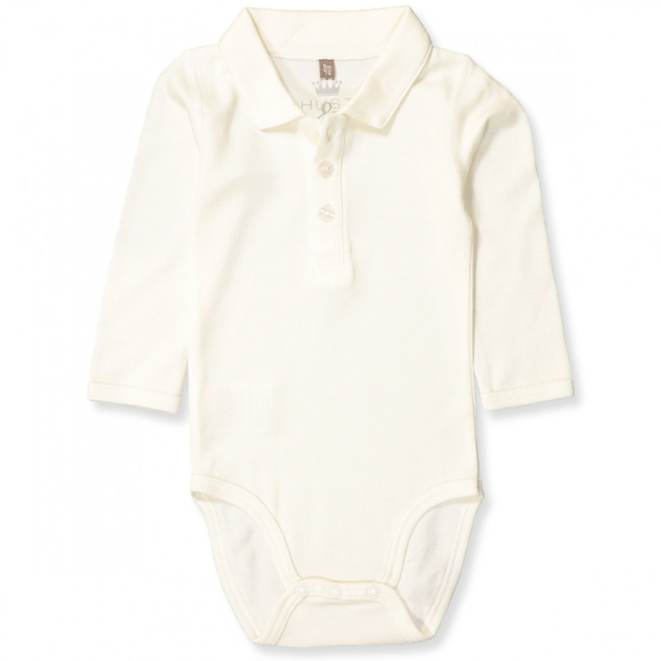 4be8bcb464d Hust & Claire - Body uld/bambus - Off white - Creme