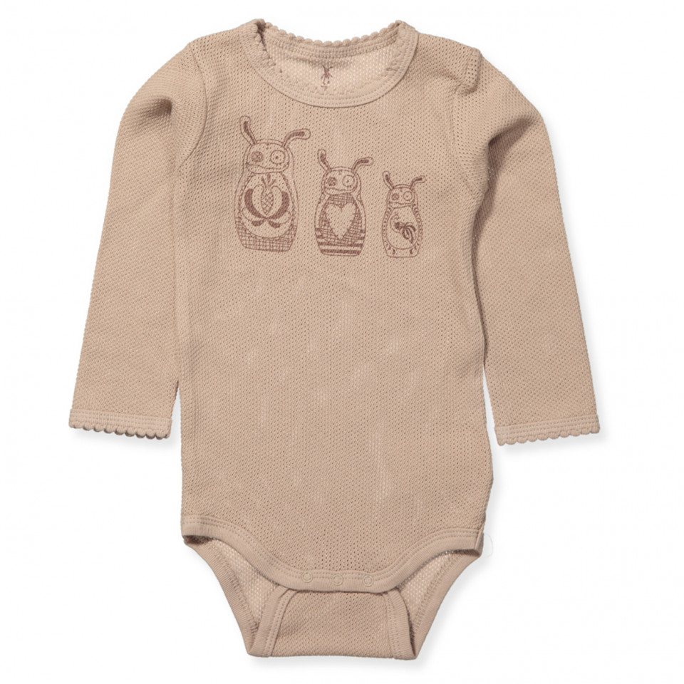 4977d03fc51 Small rags - Rosa body - Warm Taupe - Rosa