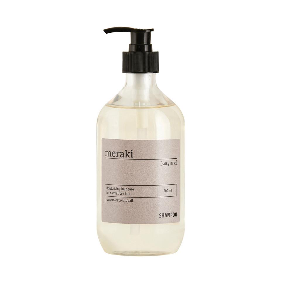 Silky Mist Shampoo