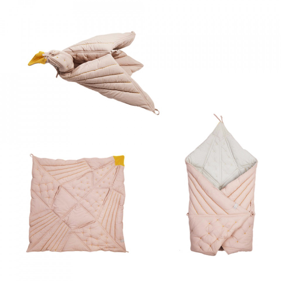 Dreamy Bird tæppe