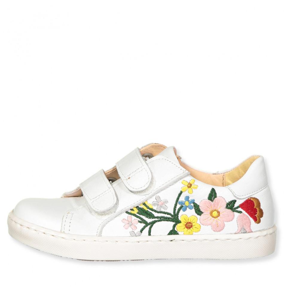 bbde41809bb angulus - Hvide sneakers - Hvid - Hvid - House of Kids