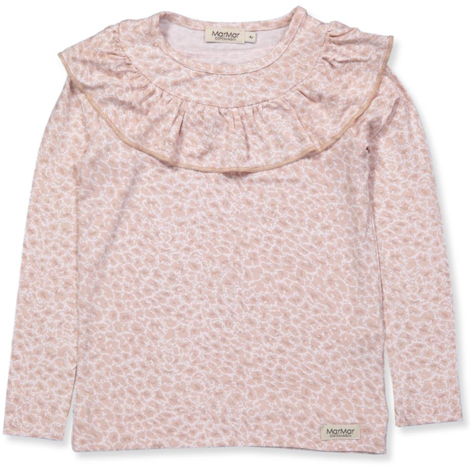 marmar tessie leo bluse barely rose leo rosa. Black Bedroom Furniture Sets. Home Design Ideas