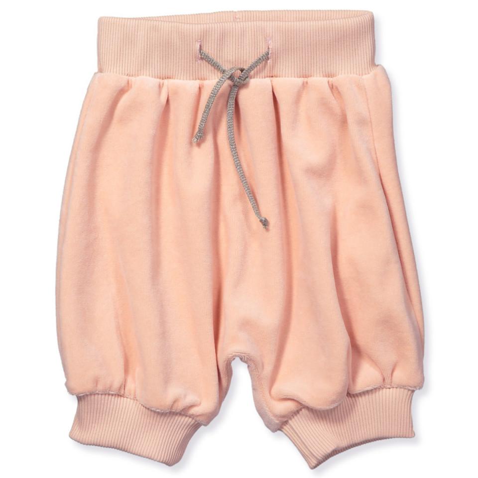 Velour shorts