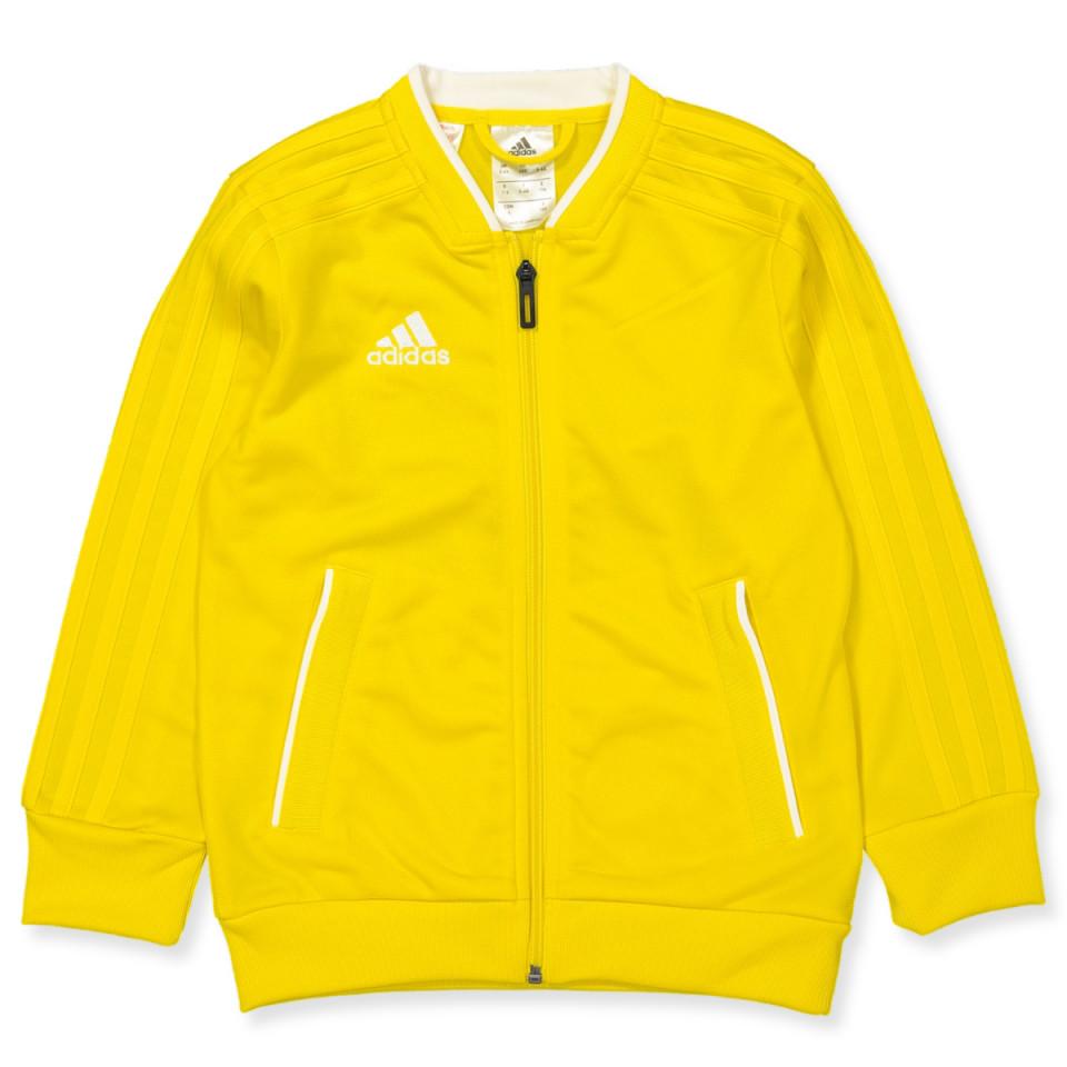 Gul Condivo zip trøje