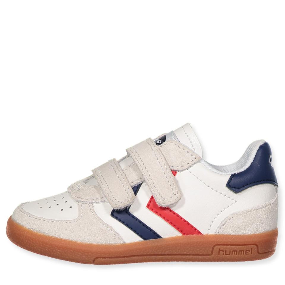 5a441e0fddc1 Hummel - Victory Leather Infant - WHITE - Creme