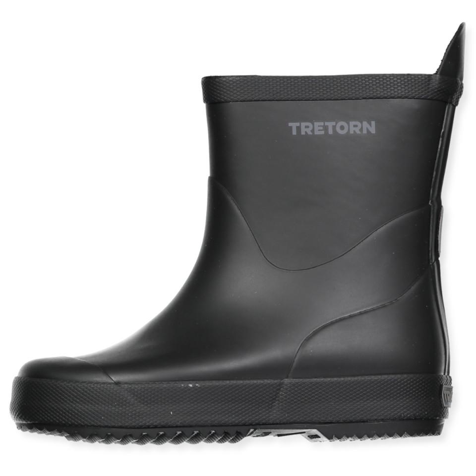 990d7f980b4 Tretorn - Wings gummistøvler - Black - Sort