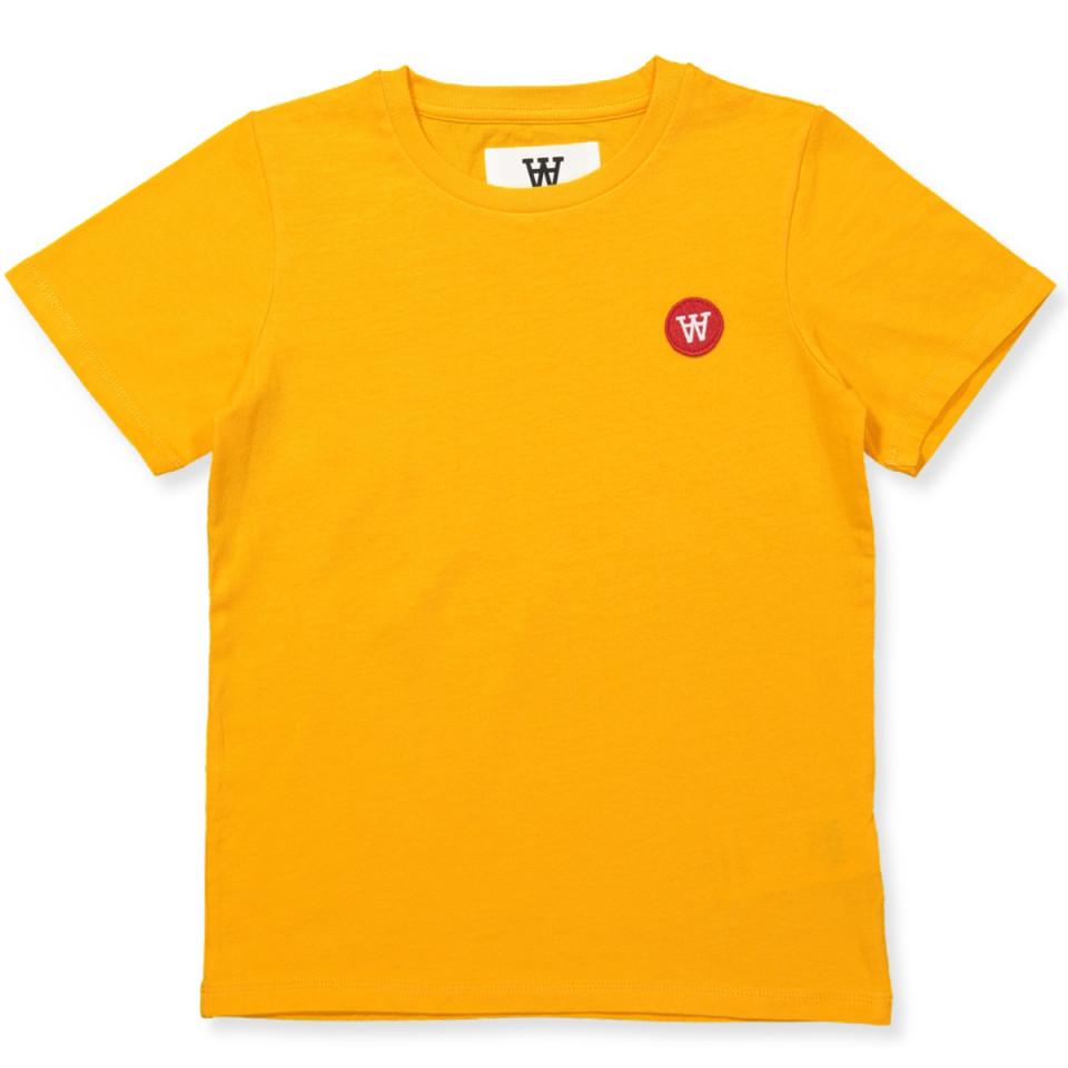 d7d12c5007e Wood Wood - Ola t-shirt - Yellow - Gul - House of Kids