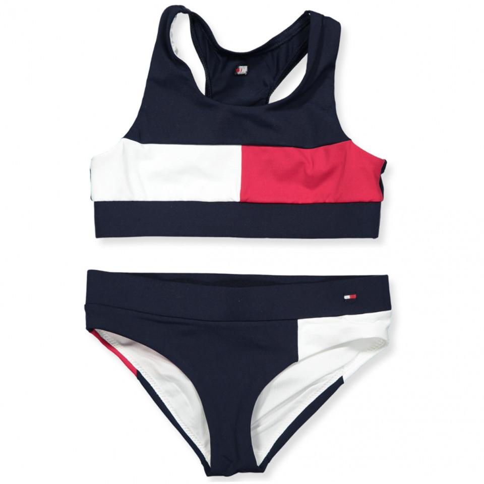 689a97257 Navy bikini