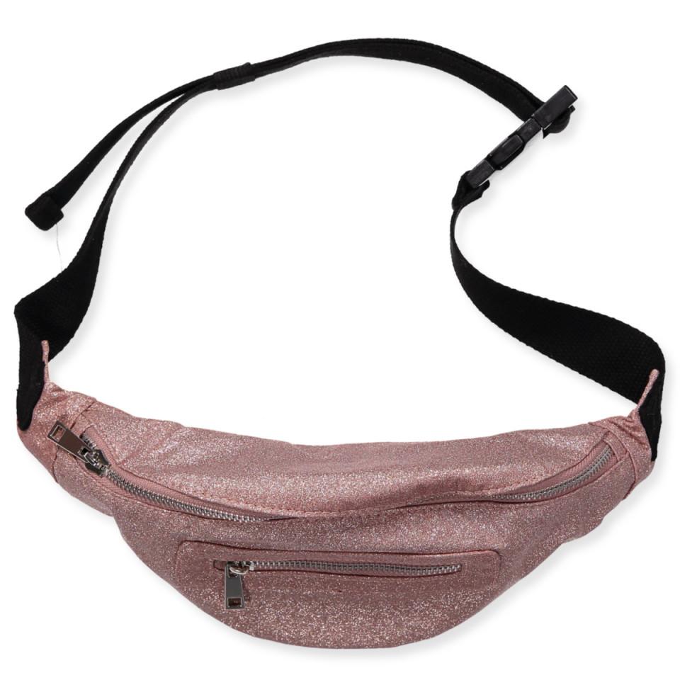 daabb01c18a Petit Sofie Schnoor - Bælte taske - Rosegold