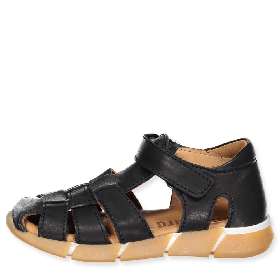 137e6fbcb08 Bisgaard - Sorte sandaler - Black - Sort
