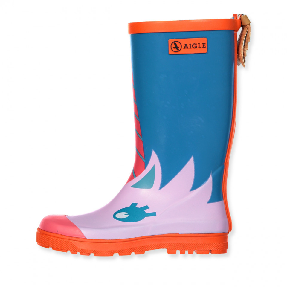 Woodypop gummistøvler