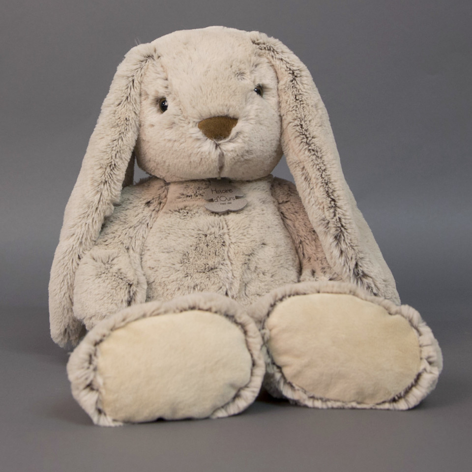 Beige kanin - 50 cm