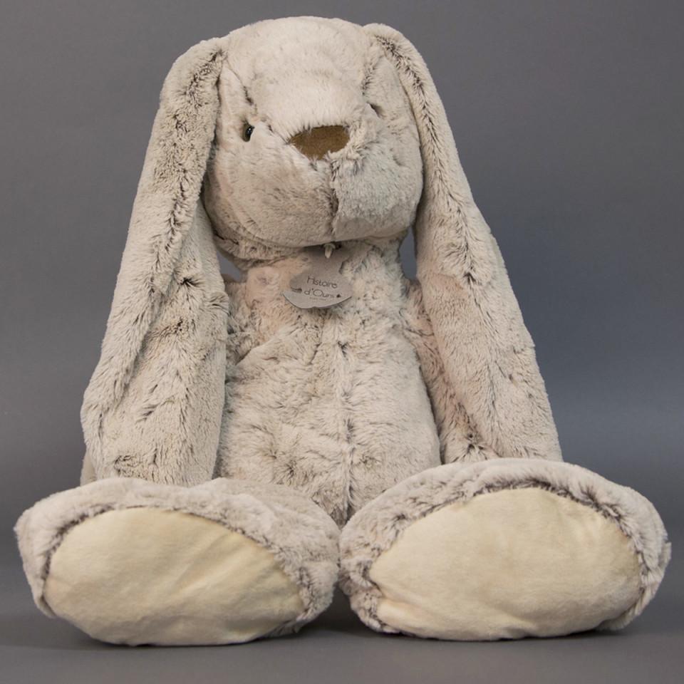 Beige kanin - 70 cm