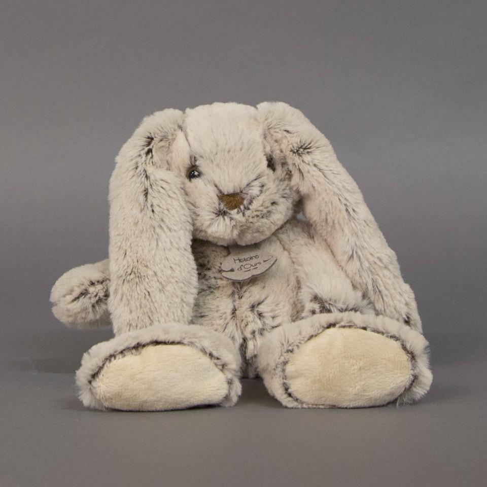 Beige kanin - 25 cm