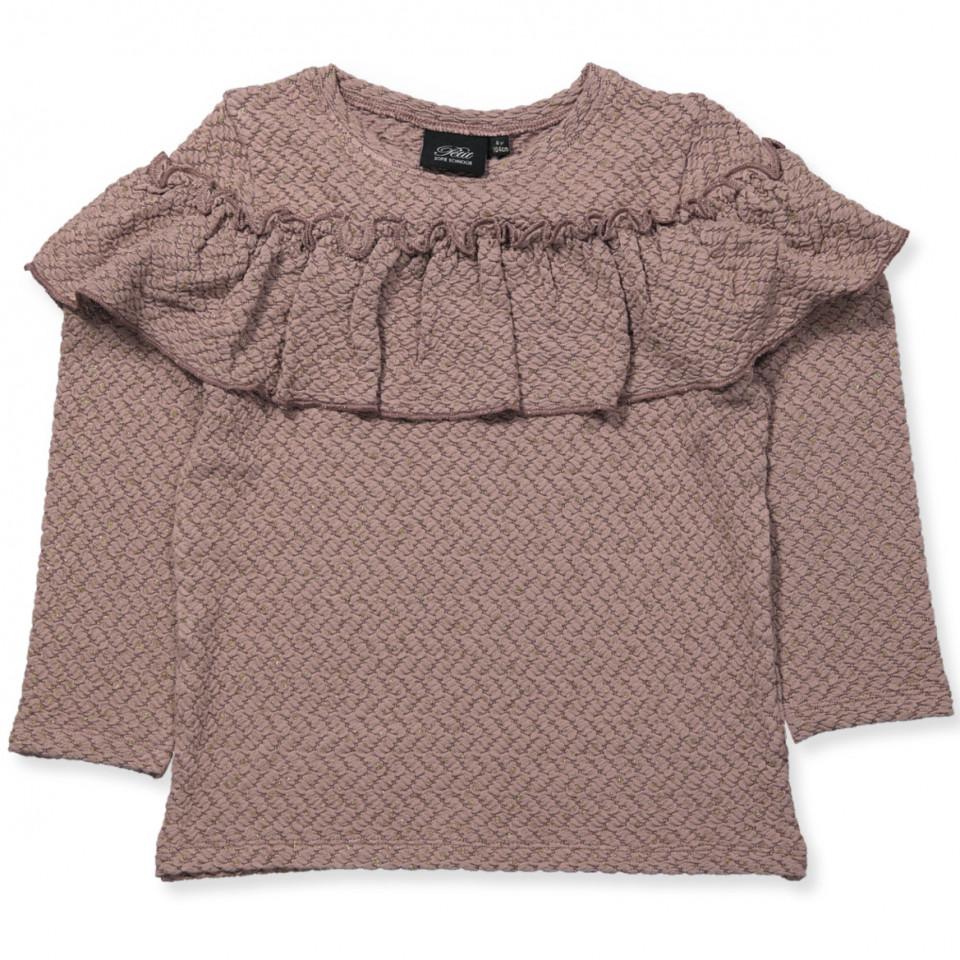 1c7a6024 Petit Sofie Schnoor - Bluse - Vintage Purple - Rosa