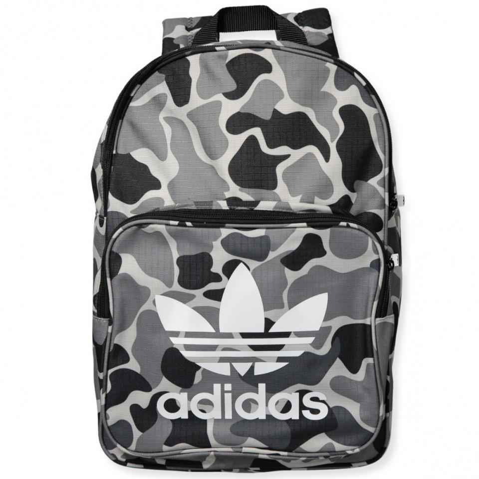 wholesale dealer f7a7c 3e791 Adidas Originals - Camo rygsæk - MULTCO - Grå
