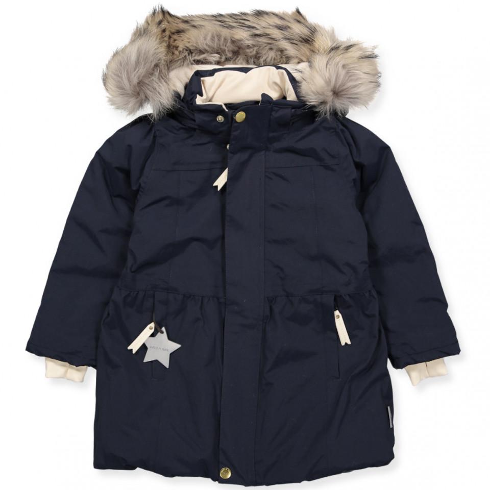 e39a3c19 Mini A Ture - Viola vinterjakke med pels