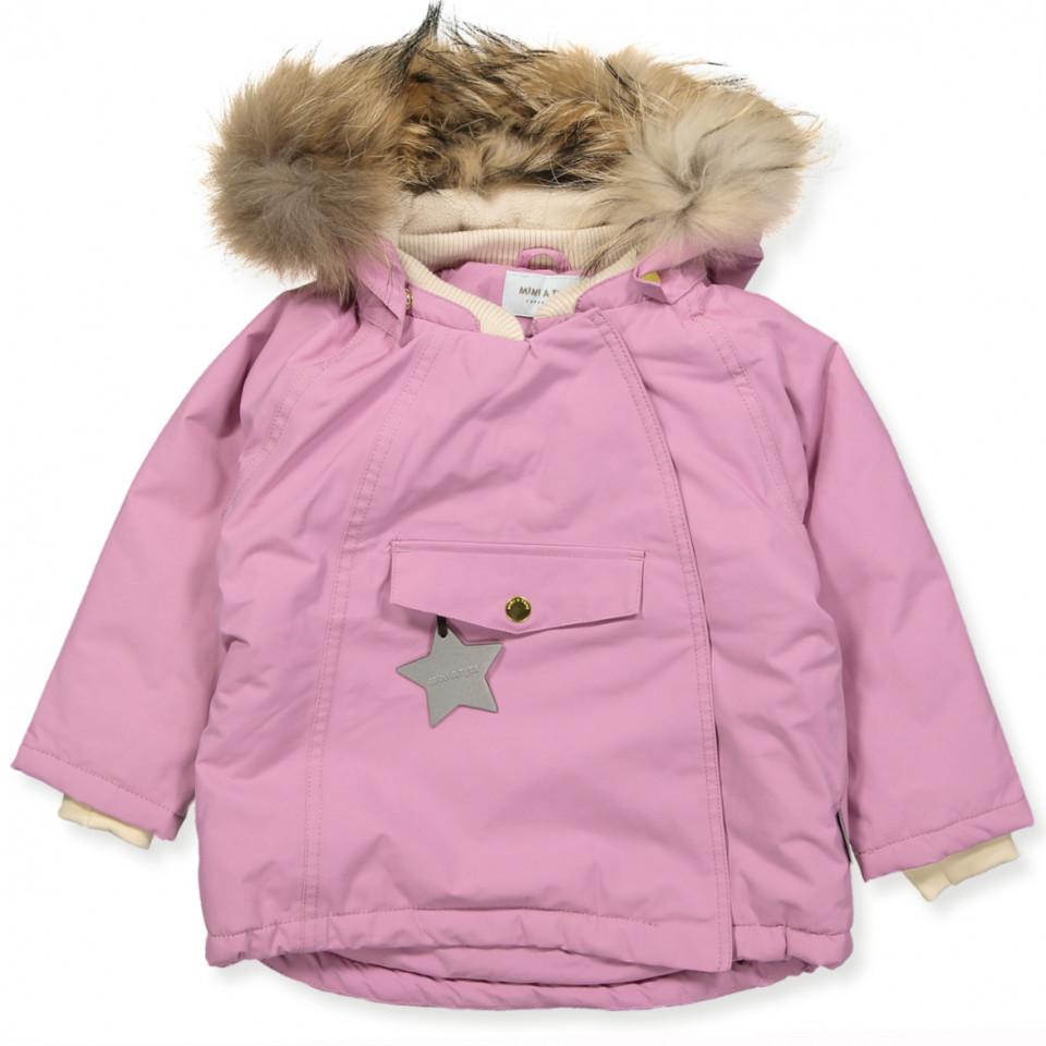 5994f948b2f Mini A Ture - Wang vinterjakke med pels