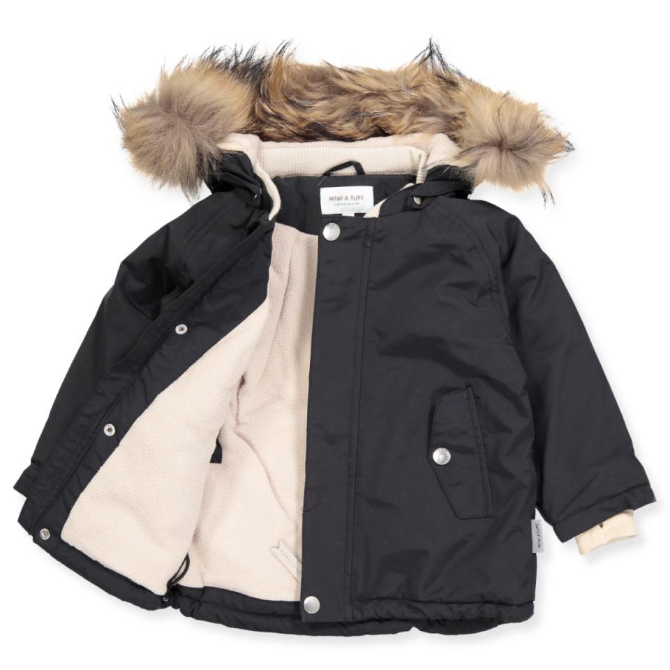 b9130216af6 Wally vinterjakke med pels. 20 personer har kigget på denne vare