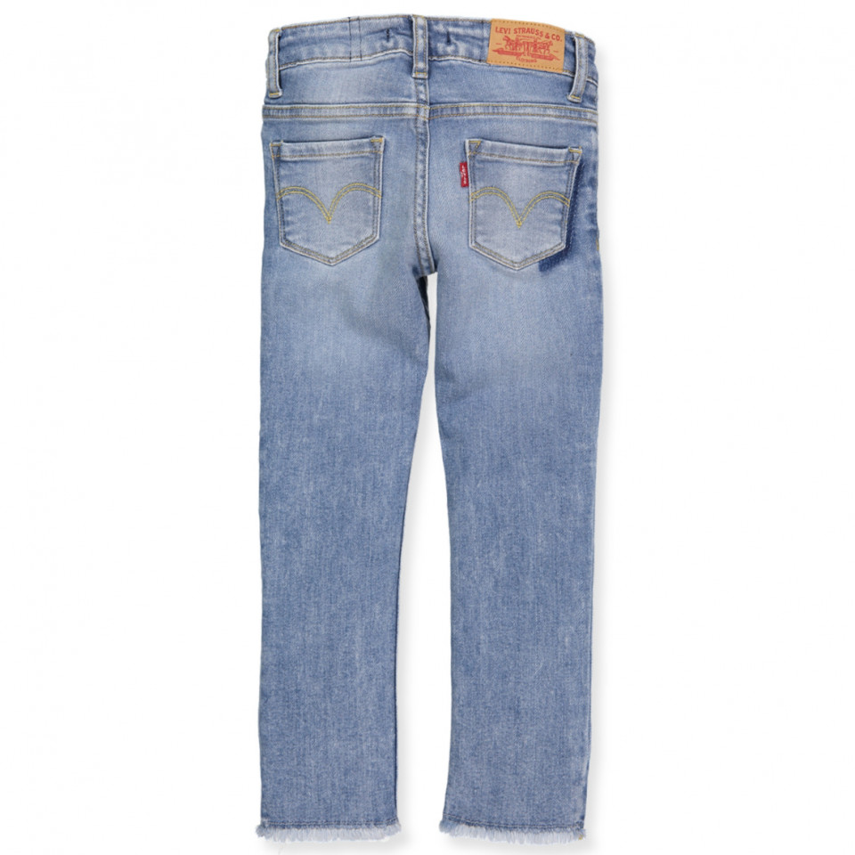 e756f3e1 Levi's Kids - 711 Skinny jeans - pige - INDIGO - Blå
