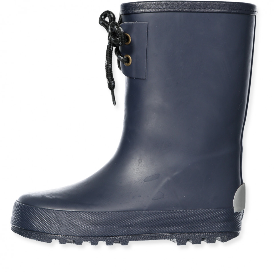 Navy vintergummistøvler