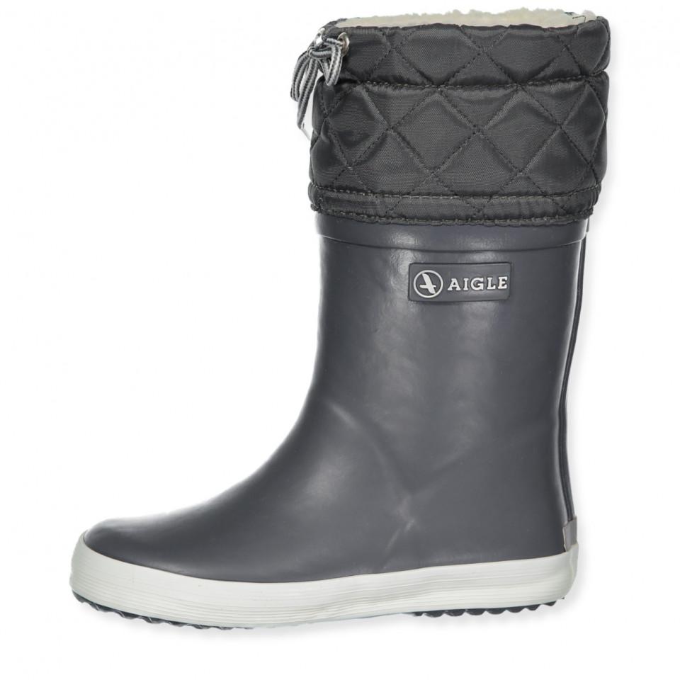 Charcoal vintergummistøvler