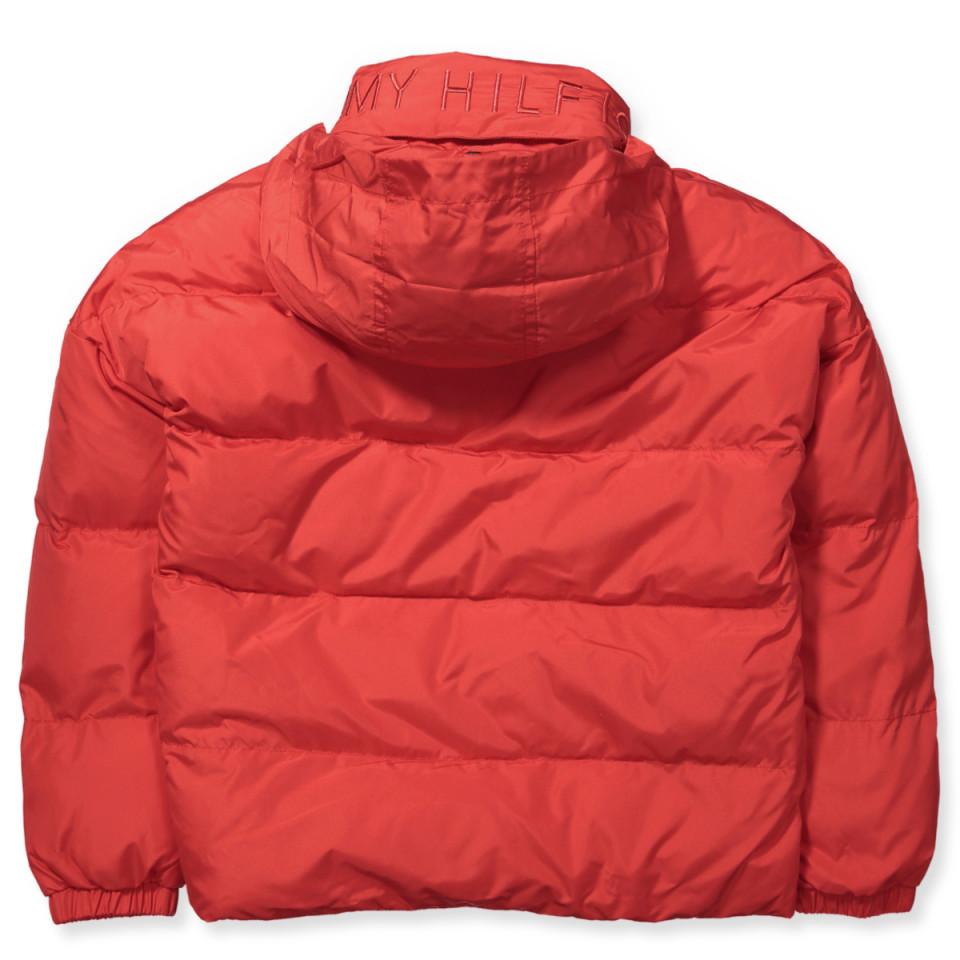 cdadca81 Rød fashion vinterjakke. 8 personer har kigget på denne vare