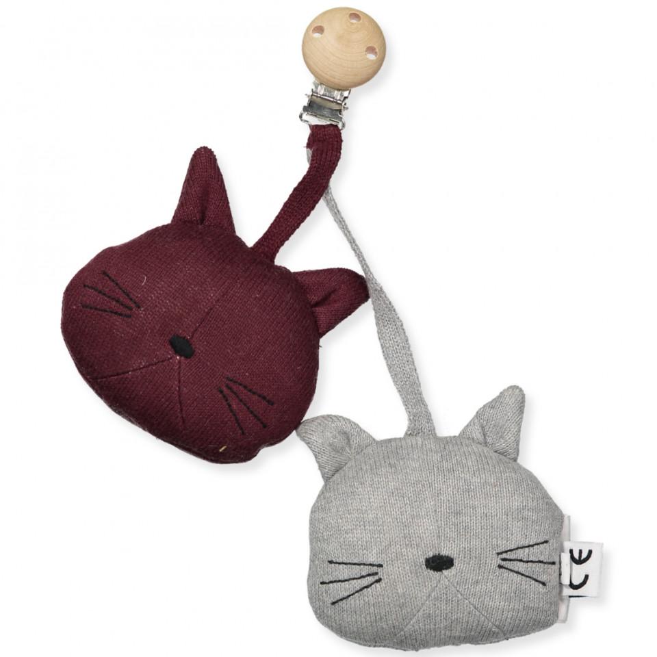 Organic Cat barnevognsclip