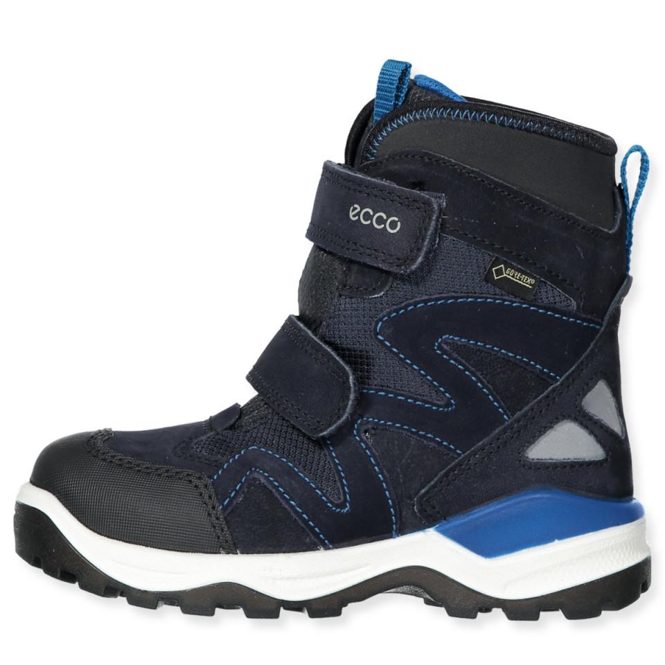 649dbe1c09b Ecco - Snow Mountain vinterstøvler - BLACK/NIGHT SKY