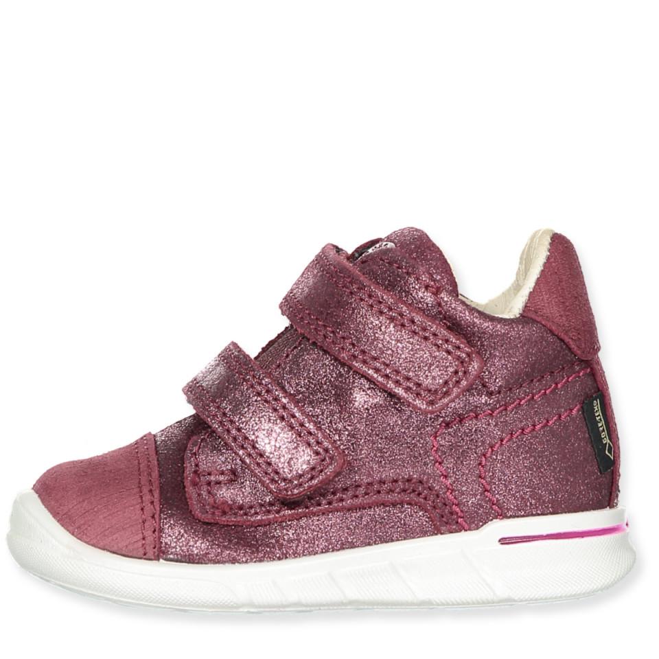 9ce736441a0 Ecco - First metallic tex sneakers - MORILLO - Bordeaux