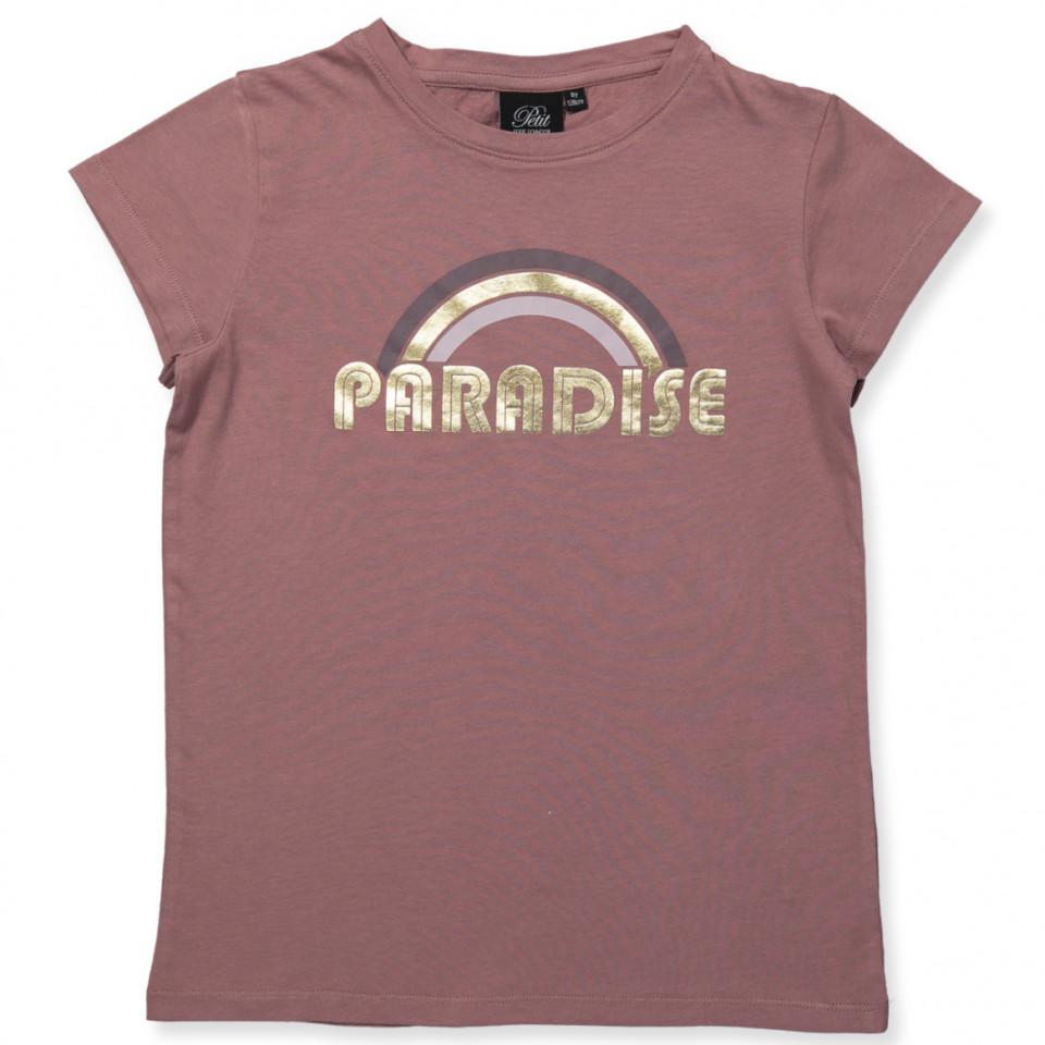 aff30306d01 Petit Sofie Schnoor - T-shirt - OLD PURPLE - Rosa