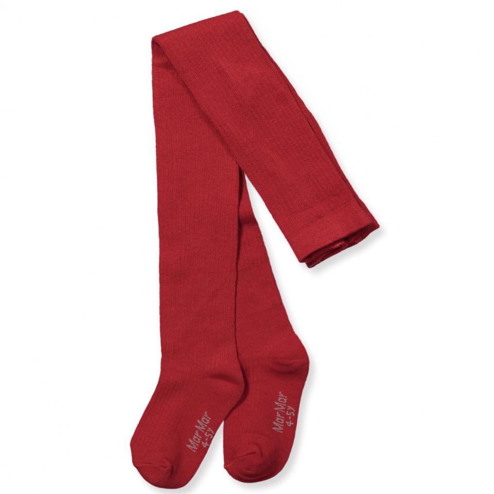c9919deaa74 MarMar - Røde strømpebukser - Red - Rød
