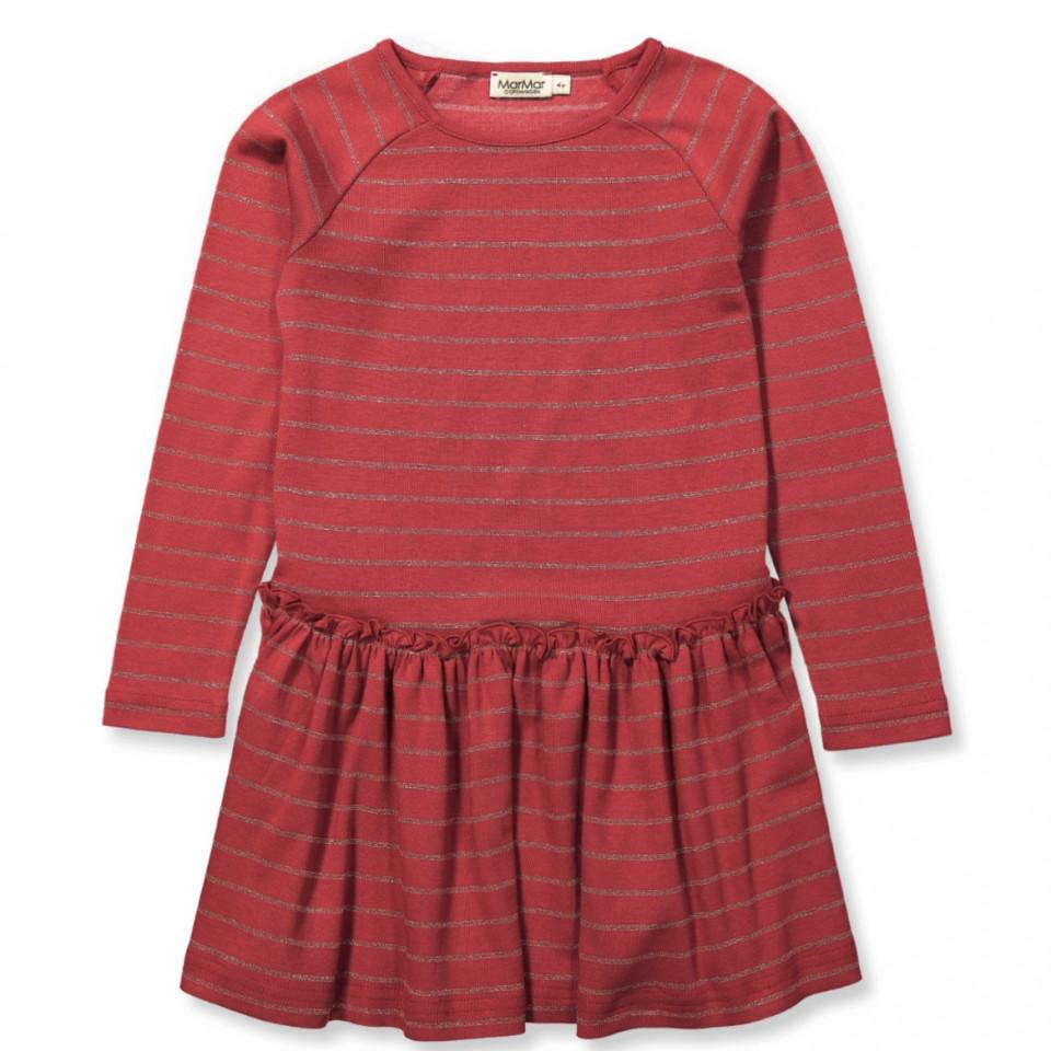 efd07ff7 MarMar - Debbie kjole - Red Gold - Rød - House of Kids