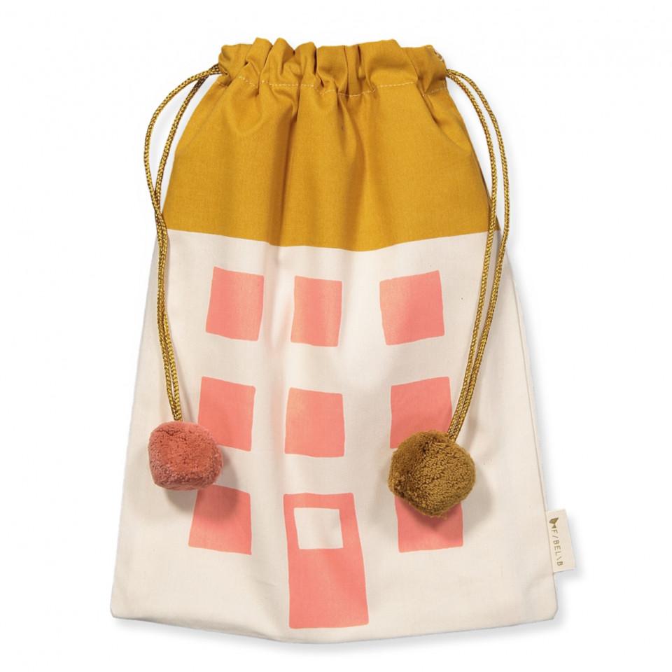 Copenhagen Gift Bag- Coral