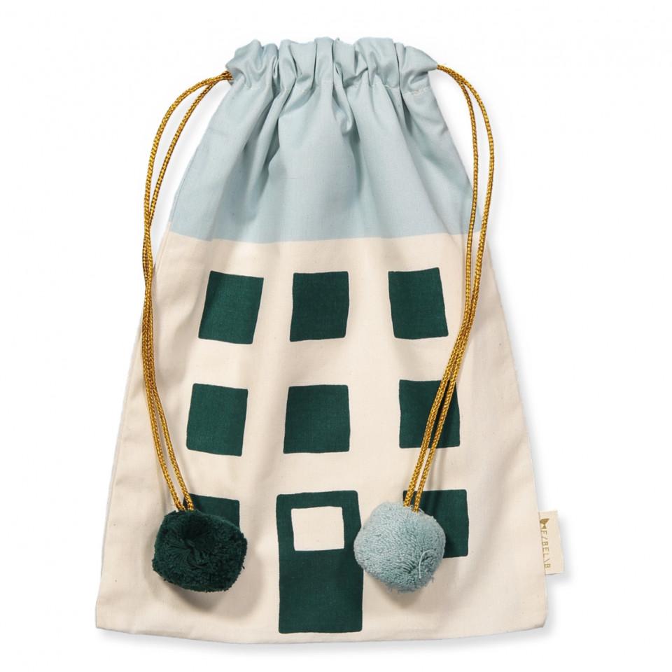 Copenhagen Gift Bag- Evergreen