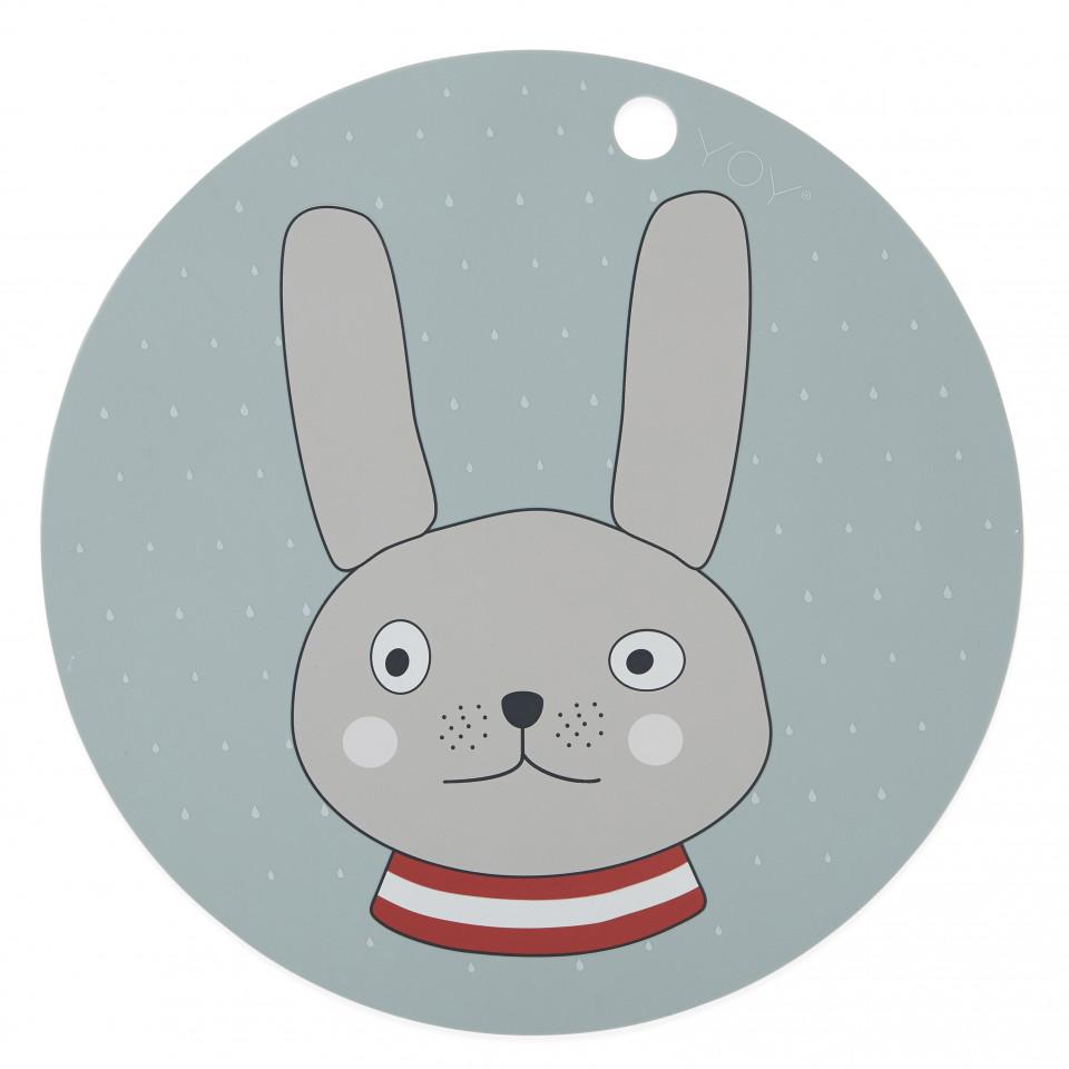 Rabbit dækkeserviet